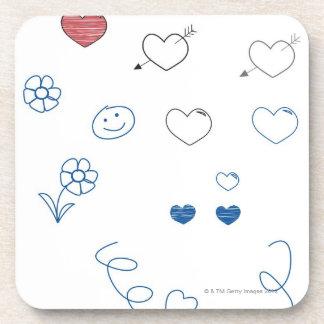 Doodles Coaster