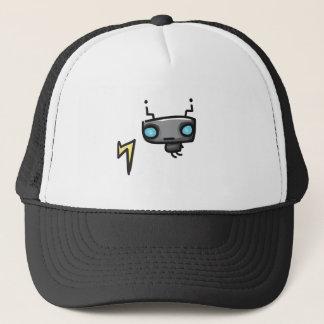 Doodles Robot Trucker Hat