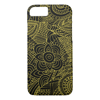doodling art iPhone 8/7 case