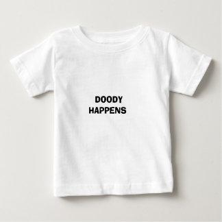 DOODY        HAPPENS T-SHIRTS