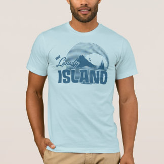 Dookie Island - Blue T-Shirt