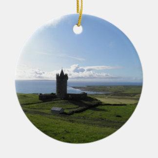 Doolin, Ireland Christmas Ornament