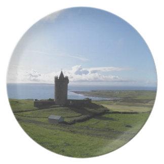 Doolin, Ireland Plate