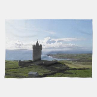 Doolin, Ireland Tea Towel