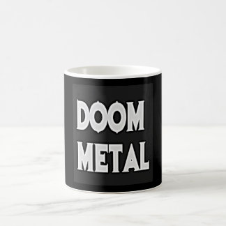 Doom Metal Coffee Mug