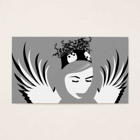 doomed devotion : lost angel business card