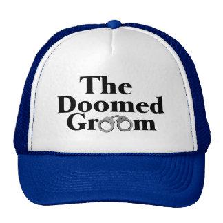 Doomed Groom Cap