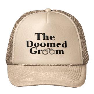 Doomed Groom Mesh Hat