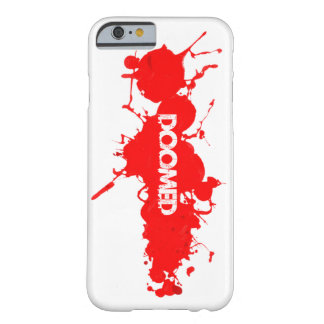 DOOMED phone cover