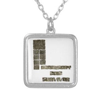 Doomsday 2012 Survivor Necklaces