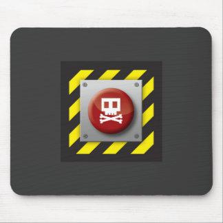 doomsday button mousepad