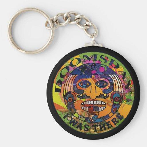 Doomsday - I was there | Maya Prophecy Keychains