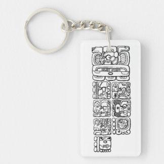 Doomsday Survivor 12/21/12 Keychain