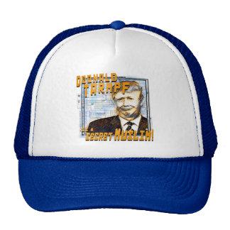 Doonald Tarmpf is a Secret Muslim - TRUCKER HAT