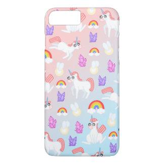 Doopy Unicorns iPhone 8 Plus/7 Plus Case
