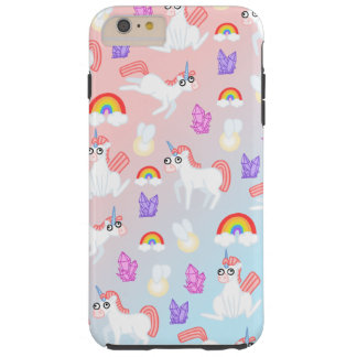 Doopy Unicorns Tough iPhone 6 Plus Case