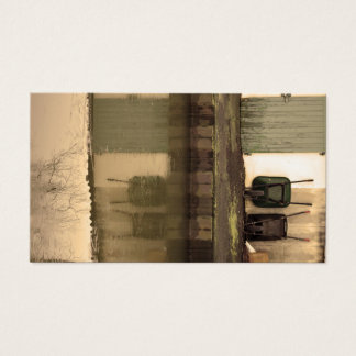 Door and Barrows Business Card