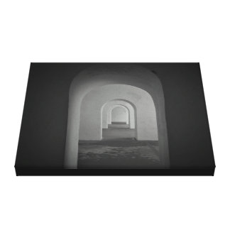 Door Art - Puerto Rico Canvas Print