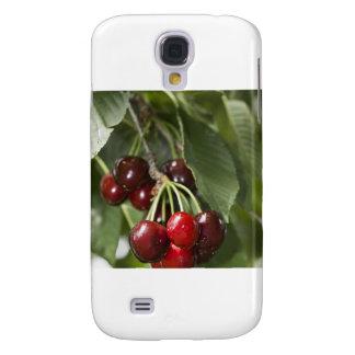 Door Country Cherries Galaxy S4 Case