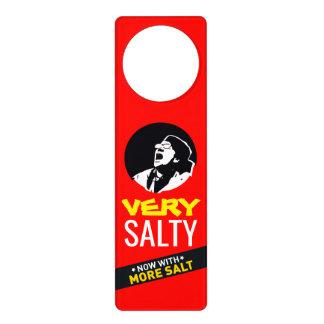 Door Hanger Liberal Tears -Very Salty Customize it