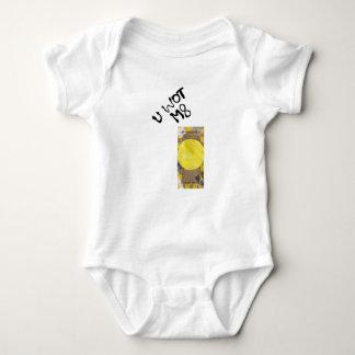 Door Knob No Background Babygro Baby Bodysuit