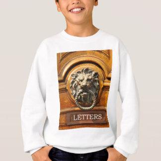 Door knob sweatshirt
