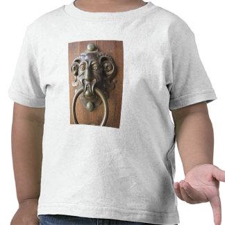 Door knocker at the Neue Residenz Tee Shirts