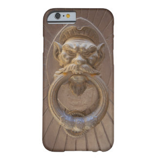 Door knocker in Siena, Italy. Barely There iPhone 6 Case