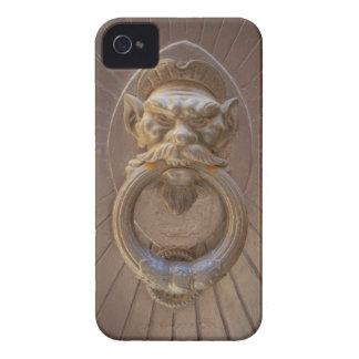 Door knocker in Siena, Italy. iPhone 4 Case-Mate Cases