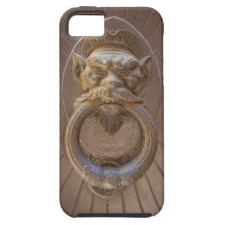 Door knocker in Siena, Italy. iPhone 5 Case