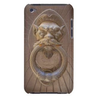 Door knocker in Siena, Italy. iPod Touch Cases