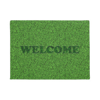 Door Mat Greeny Grass