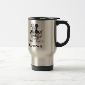 Door Mouse Travel Mug