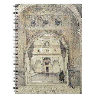 Door of the Hall of Ambassadors, from 'Sketches an Notebook