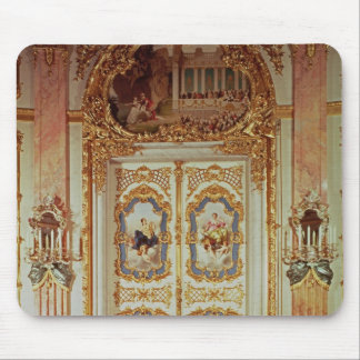 Door of the Porcelain Room Mouse Pad