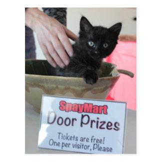 Door Prizes - Spaymart Style Postcard