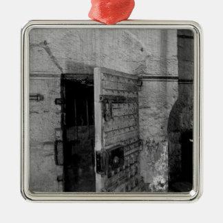 Door to Newgate Prison Christmas Ornament