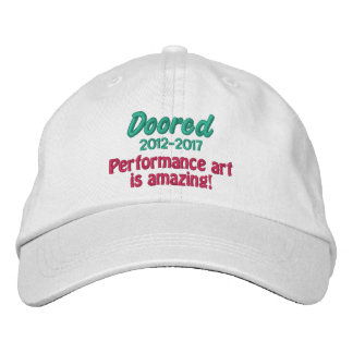 Doored 2012-2017 Commemorative Hat