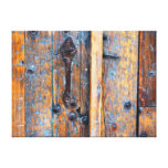Doorknob Gallery Wrapped Canvas
