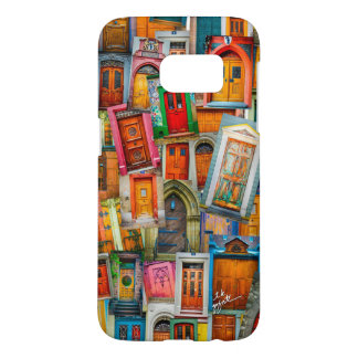 Doors of The World Barely There Phone Case