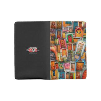 Doors of the World Large Moleskine Notebook