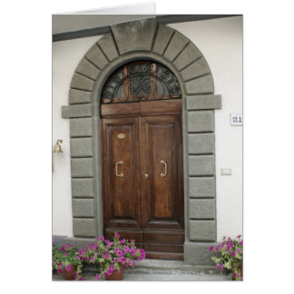 Doors of Vico Card