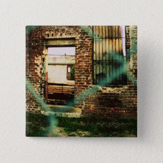 Doorway 15 Cm Square Badge