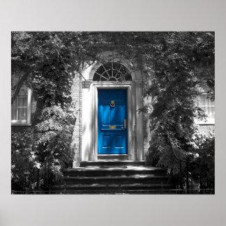 Doorway NYC  Poster