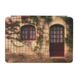 Doorway of rose cottage iPad mini cover