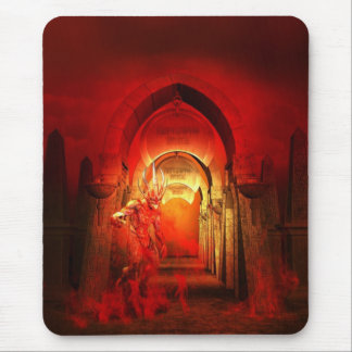 Doorway to Hell Mouse Pad