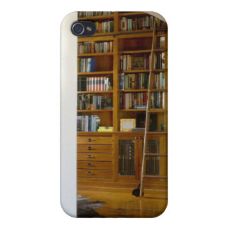 Doorway to Home Library iPhone 4 Case