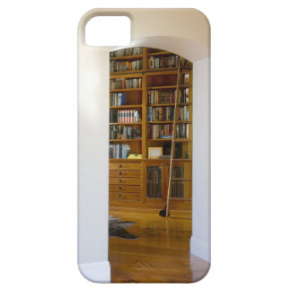 Doorway to Home Library iPhone 5 Cover