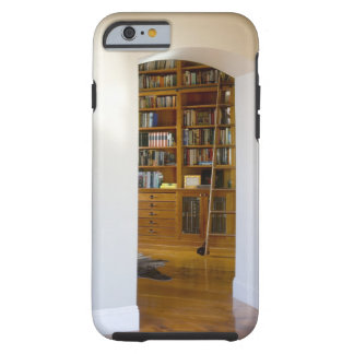 Doorway to Home Library Tough iPhone 6 Case