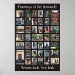 """Doorways of the Stockade 24"""" x 36"""" poster"""